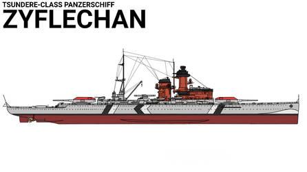 Panzerschiff Zyflechan by Zyfle