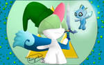 Ralts is the Hero of Time