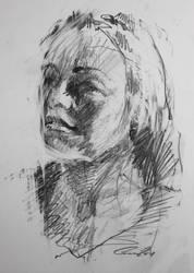 portrait sketch 2 by Carnegriff