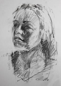 portrait sketch 2