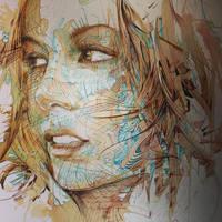 Kate Beckinsale Portrait