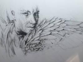 Angel (wip) by Carnegriff
