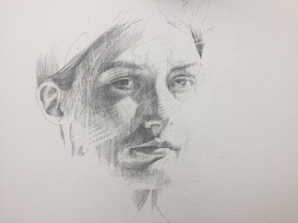 Work in progress sketch by Carnegriff