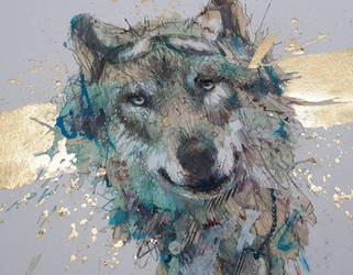 wolf by Carnegriff
