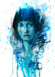 Water - new piece from Elements series
