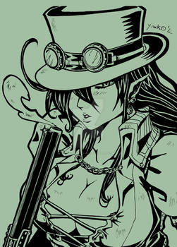 BERTHA - SteamPunk