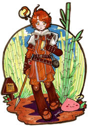 Little Swordman