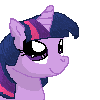FREE ICON: Twilight Sparkle (just credit moi) by Star--Sprout