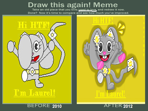 Draw This Again! - Meme by AnimeLao809