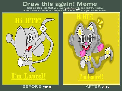 Draw This Again! - Meme by AnimeLao809