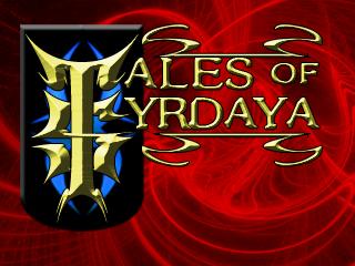 Tales of Syrdaya Logo by Brad2723