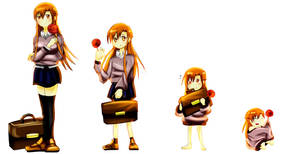 Request: Asuna Age Regression
