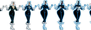 Blackcat With Symbiote 2 by xlob2