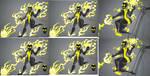 Ben10 -GWEN 10000 MEGAWATT by xlob2