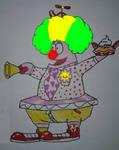 2021 Patrick the clown by xlob2