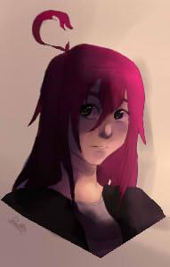 Crimson Beauty by alenxia