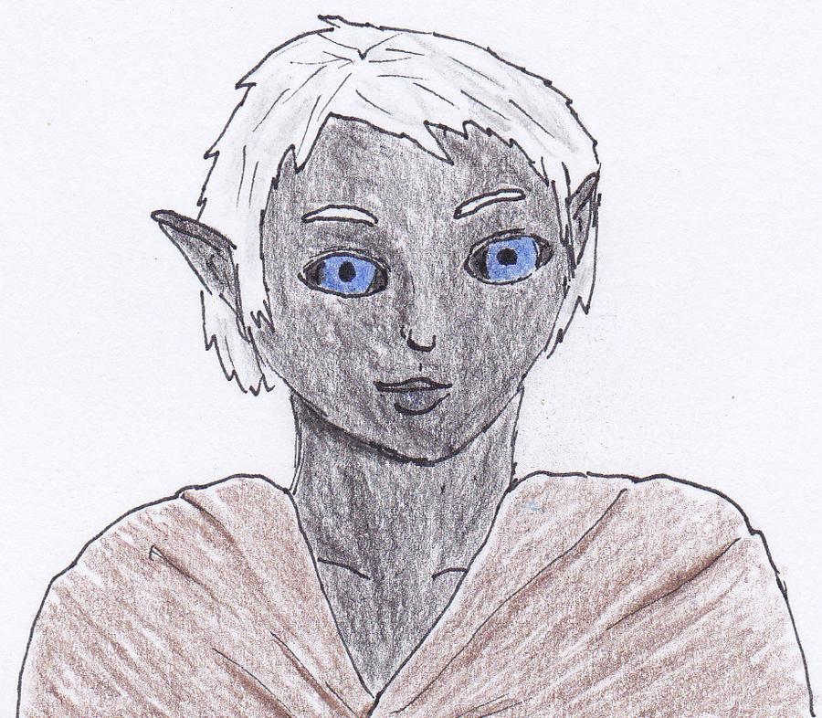 Cronachan - Blue-Eyed Boy by RilwenShadowflame