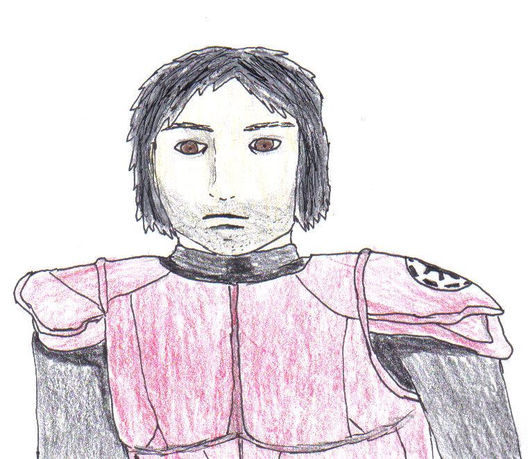 Imperial Knight: Vander Lorren by RilwenShadowflame
