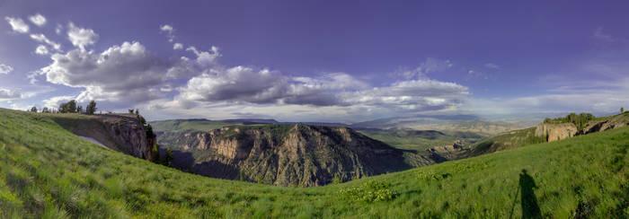 Deep Creek Panorama