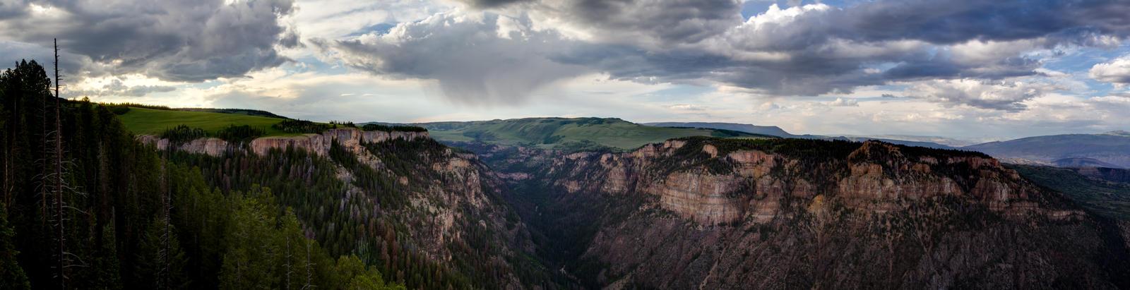 Deep Creek Panorama - 2