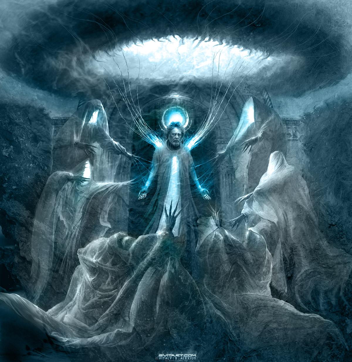 Демоны и их имена  Мир необъяснимого и неопознанного