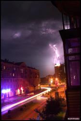 Thunder by alexiuss