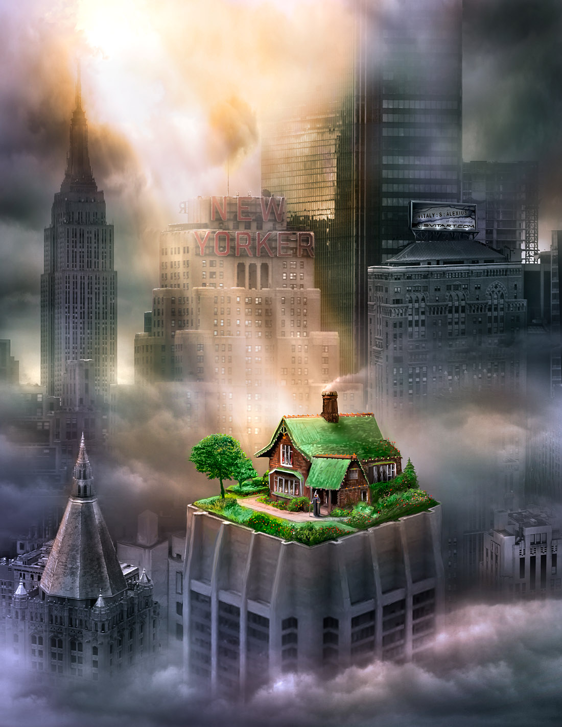 Modern Magic by alexiuss