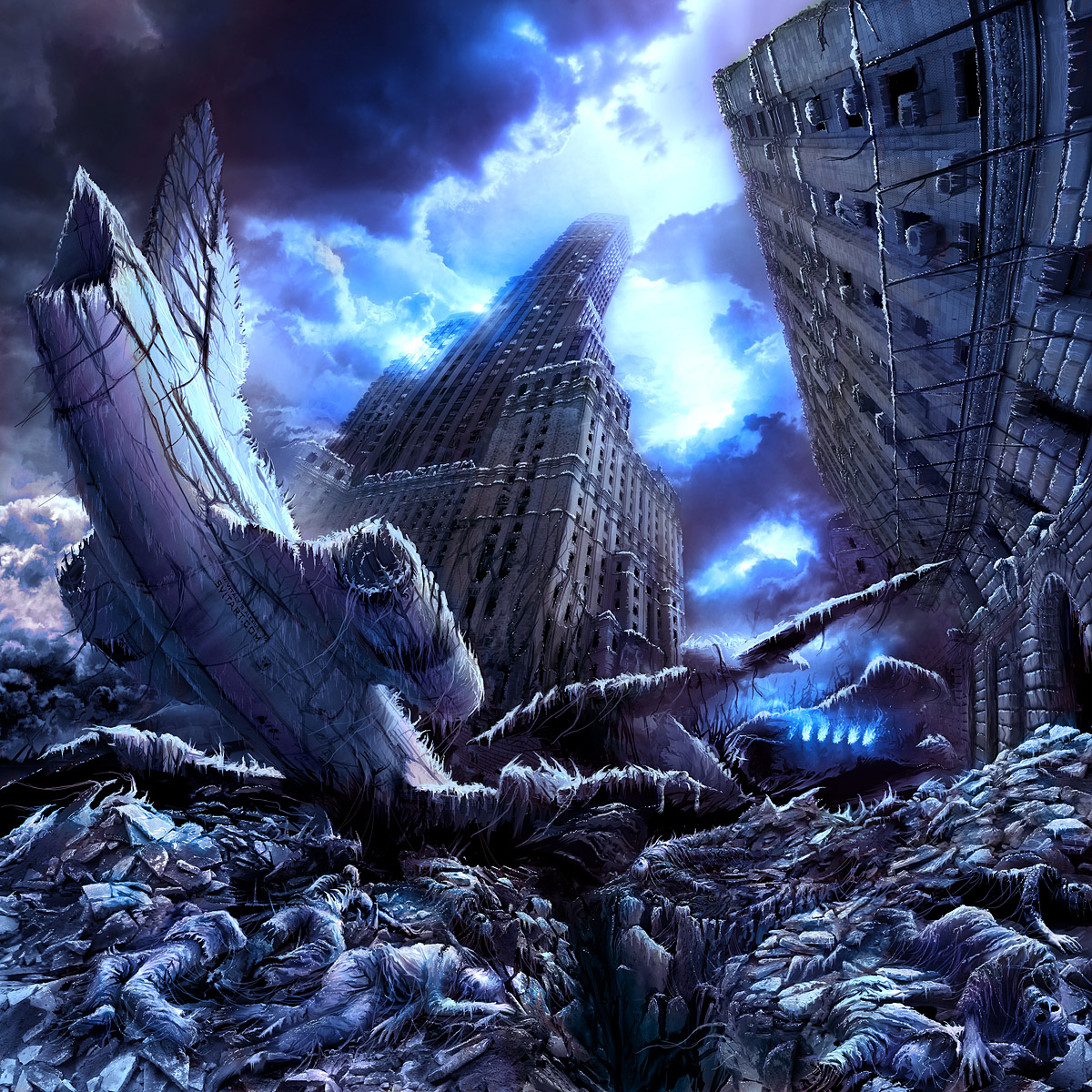 Catatonic Atrocity by alexiuss