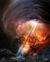 Chronoscape- thundersnow chapter cover