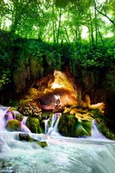 Halcyon falls