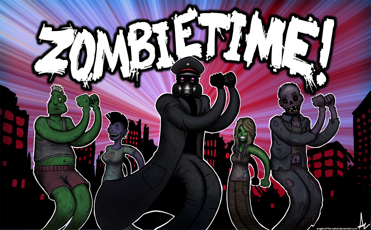 Zombietime by alexiuss