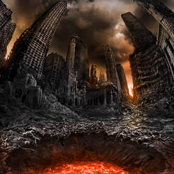 Promethian Breach by alexiuss