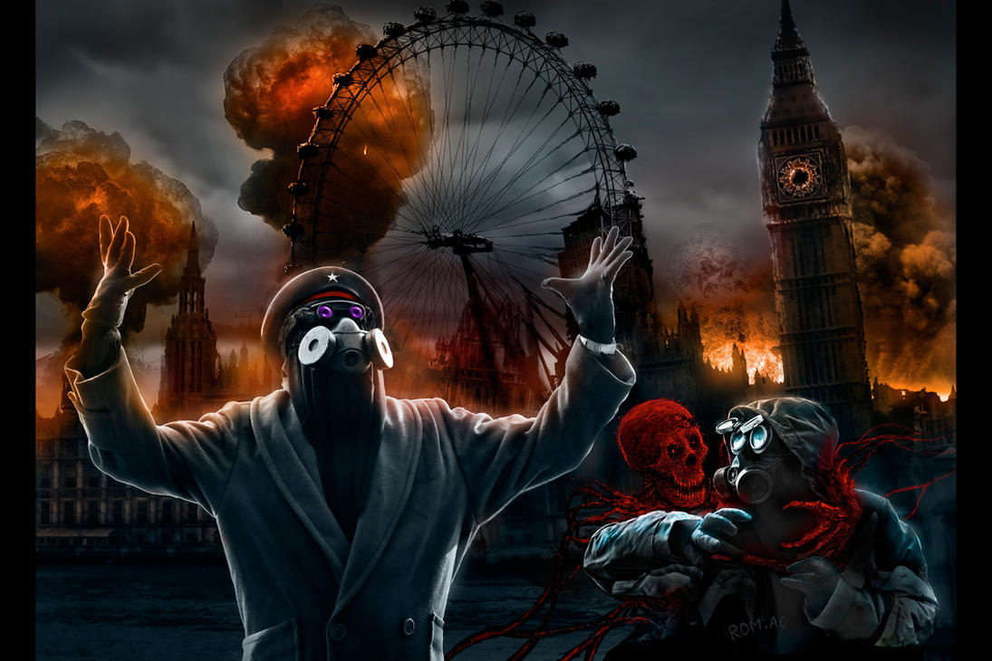 Captain in London by alexiuss
