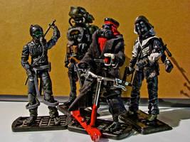 The RA gang by SpudaFett
