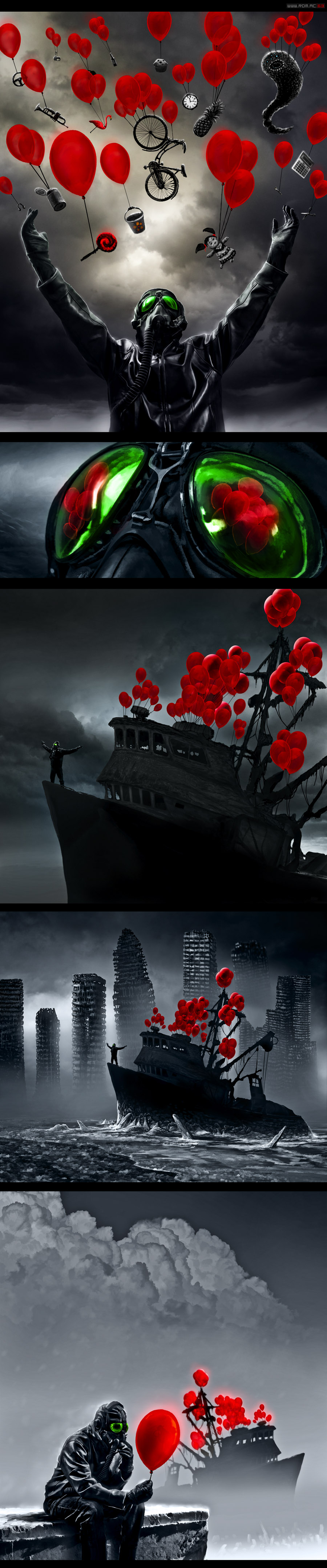 Romantically Apocalyptic 63 by alexiuss