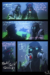 The minion life of Snippy by captain-x by alexiuss