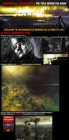 ROMANTICALLY APOCALYPTIC: BEHIND THE SCENES 01