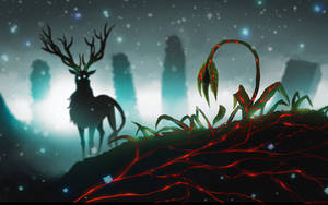 LIFE VERSUS DEATH by Luna133