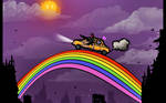 RIDE THE RAINBOW