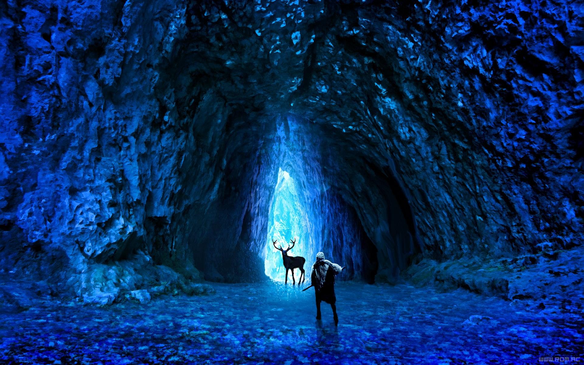 Into the glacier by alexiuss