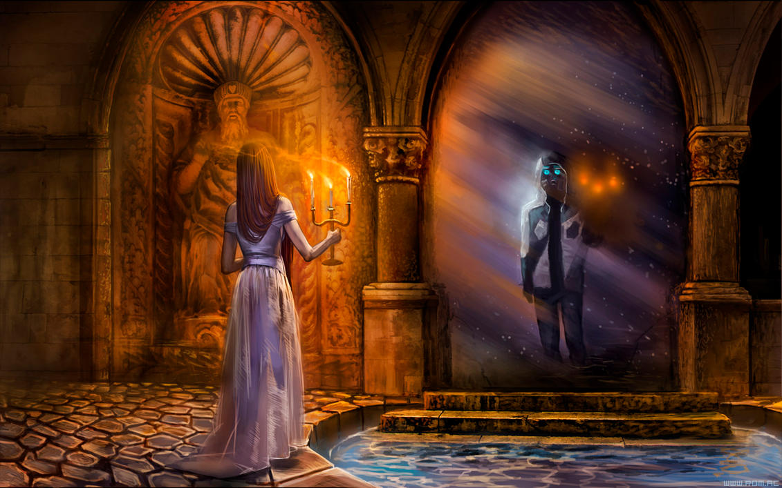 Subconscious guardian by alexiuss