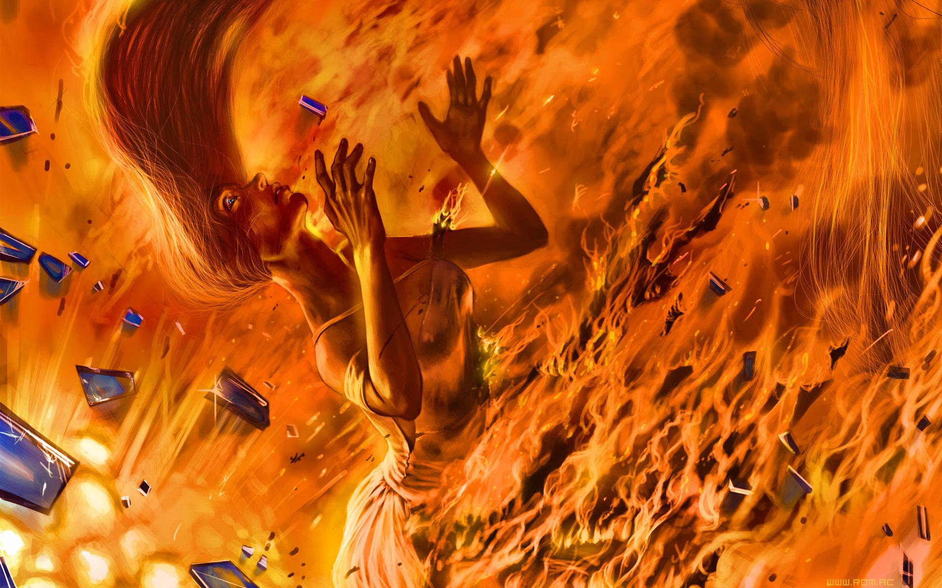 Hellfire by alexiuss