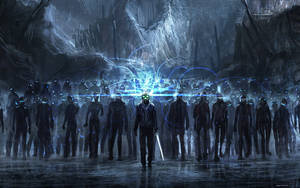 Army of clerks by alexiuss