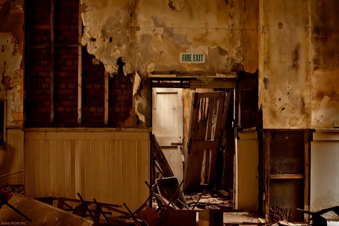 Escape denied by alexiuss