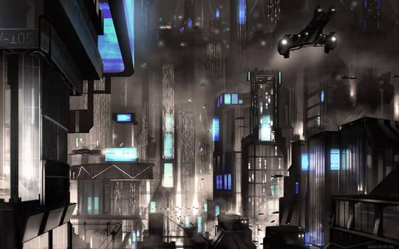 Cyber-noir