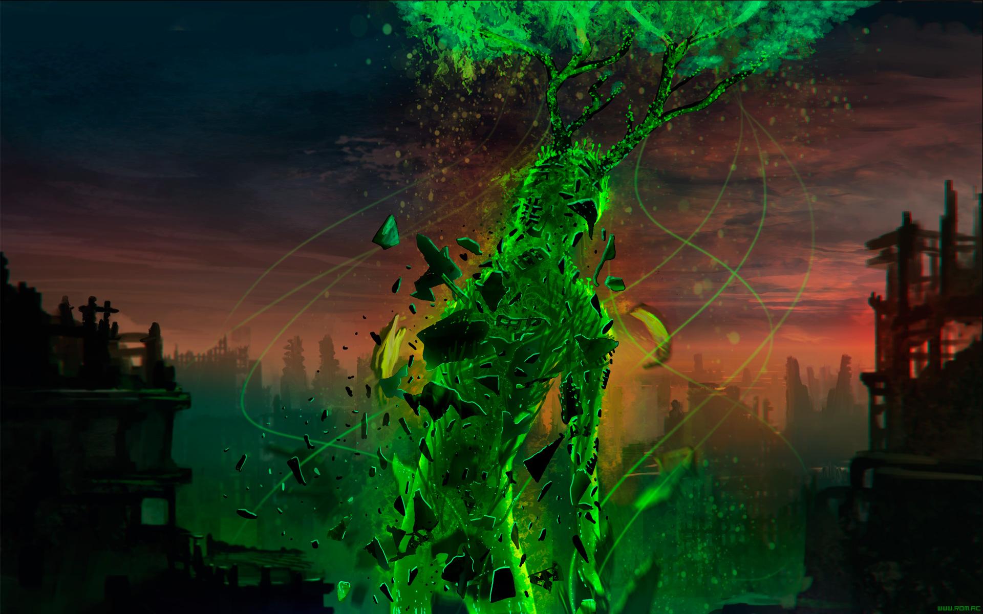 Atomic Liberation by alexiuss