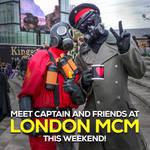 MCM 2015 LONDON TIME!
