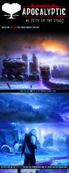Romantically Apocalyptic #1 [CITY OF THE DEAD] by alexiuss