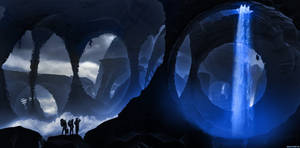 Progenitor Tunnels