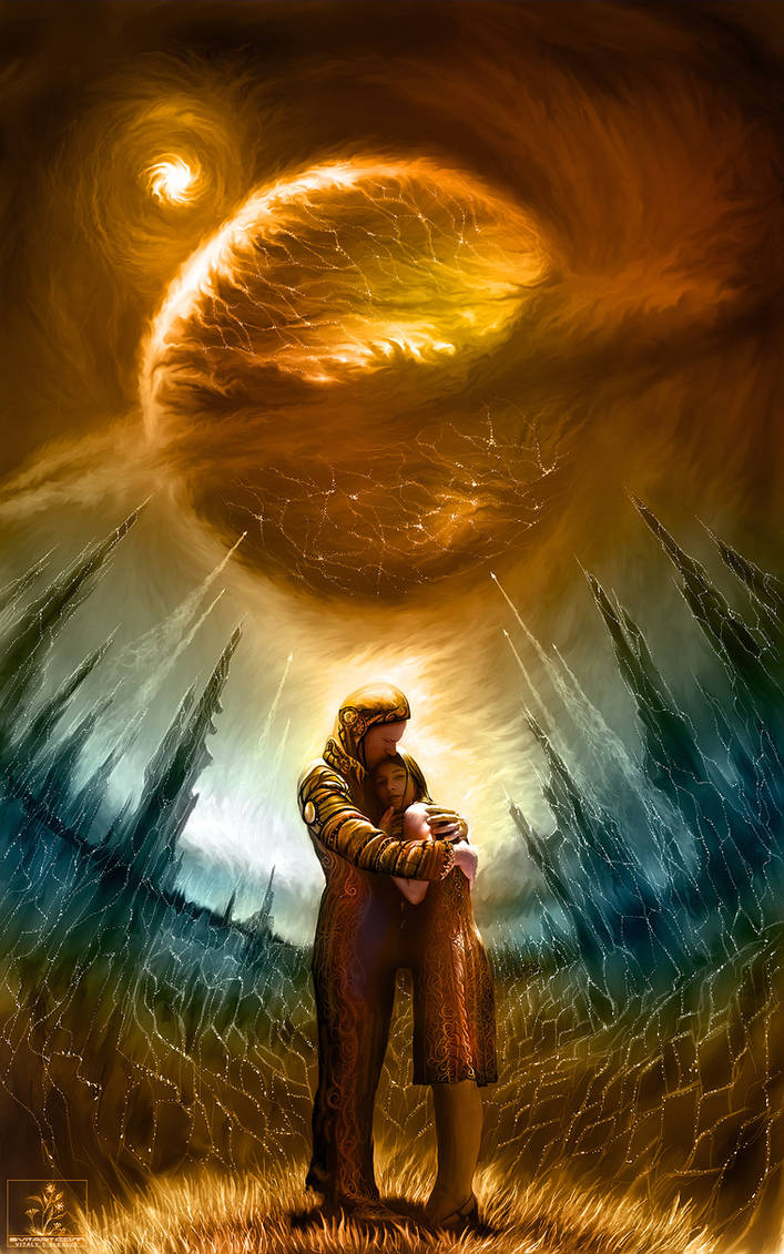 Never Let Go by alexiuss